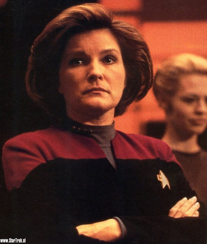 Captain Janeway Tot