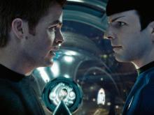 Kirk en Spock