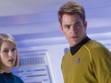 Kirk en Carol Marcus