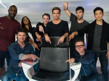 Star Trek Beyond acteurs