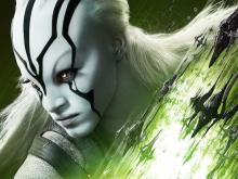 Star Trek Beyond Poster Jaylah